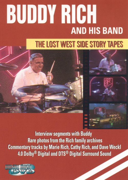 Lost West Side Story Tapes