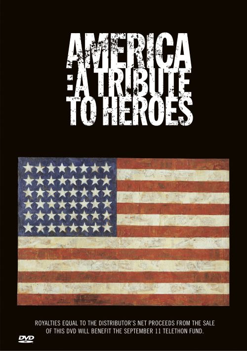 America: A Tribute to Heroes [Video/DVD]