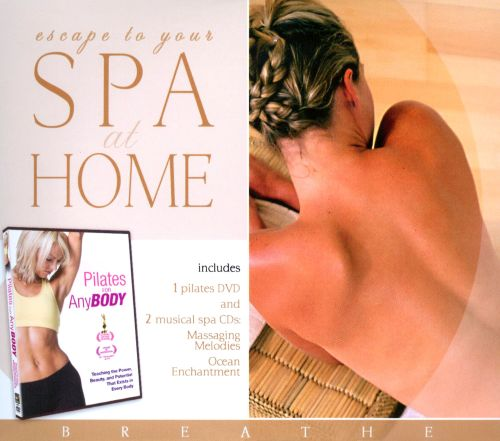 Escape to Your Spa at Home: Massaging Melodies/Ocean Enchantment