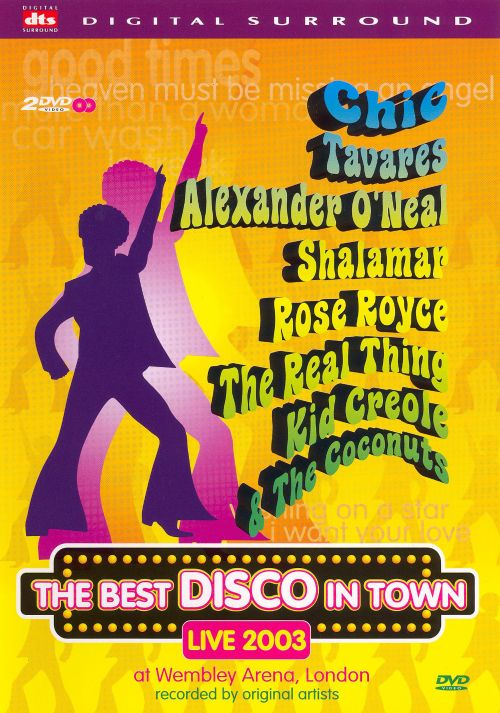 The Best Disco in Town: Live from London