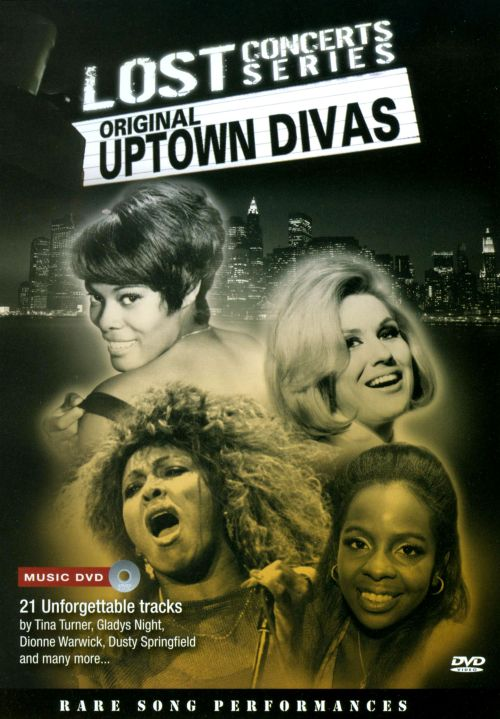 Lost Concerts Collection: Original Uptown Divas