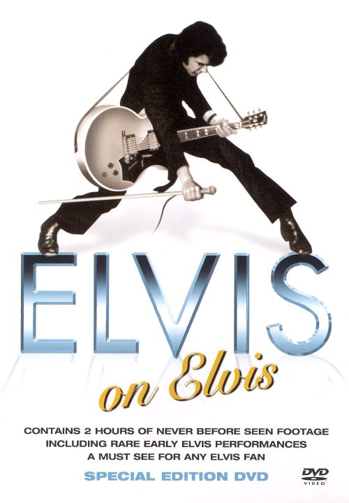 Elvis on Elvis: Elvis Talks