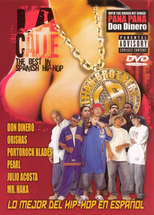 La Calle, Vol. 1: The Best in Spanish Hip Hop [DVD]