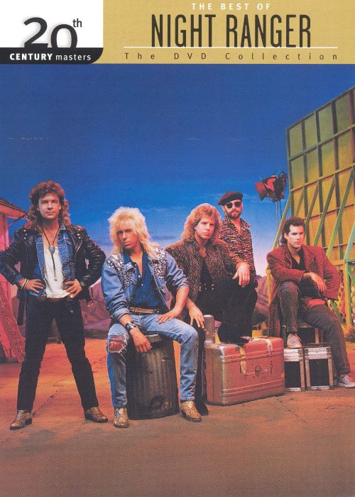 20th Century Masters - The DVD Collection: The Best of Night Ranger