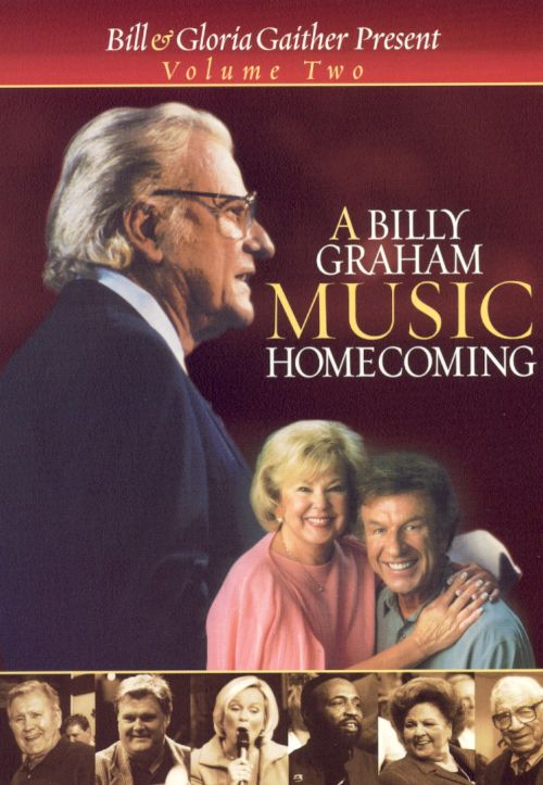 A Billy Graham Music Homecoming, Vol. 2 [Video/DVD]