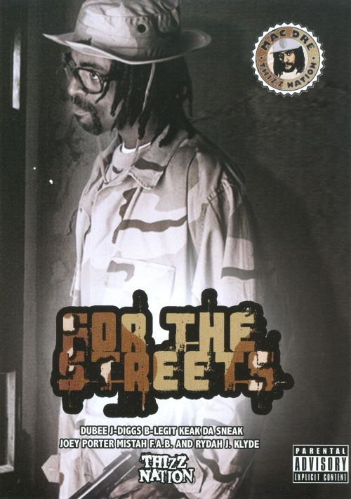 For the Streets [DVD]