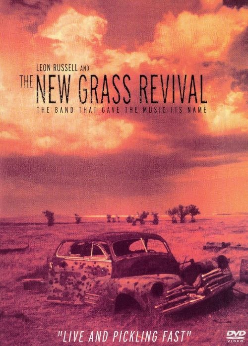 Leon Russell & the New Grass Revival [DVD]