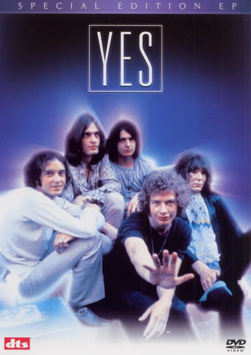 Yes [DVD EP]