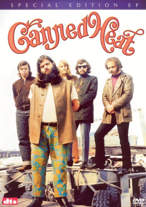 Canned Heat [EP DVD]