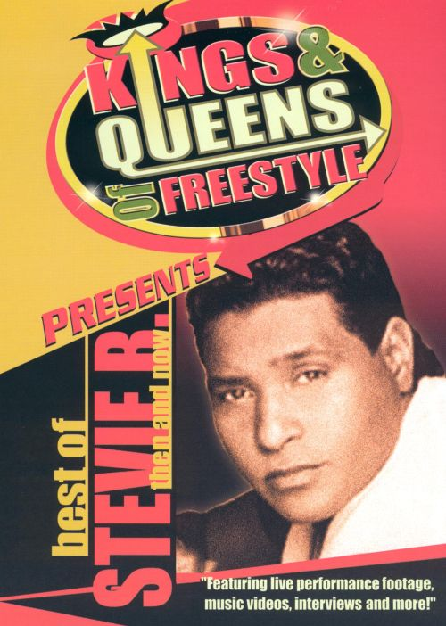 Kings & Queens of Freestyle Presents: Stevie B [Video/DVD]
