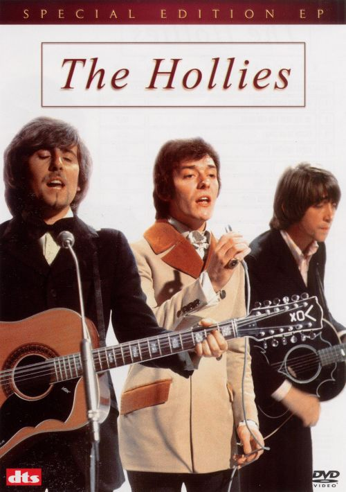The Hollies [DVD EP]