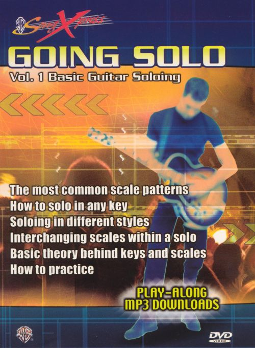 Songxpress: Going Solo, Vol. 1