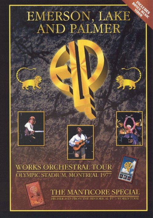 Works Orchestral Tour: Manticore Special