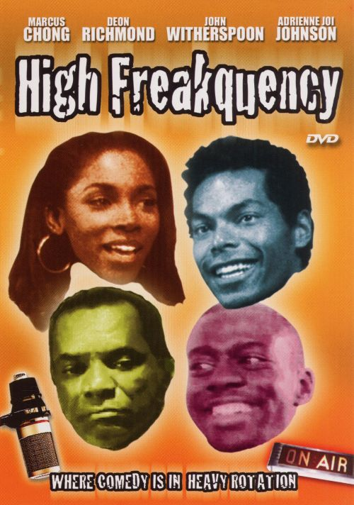 High Frequency [DVD]