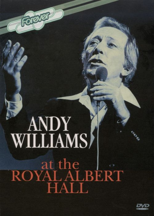 Andy Williams at the Royal Albert Hall
