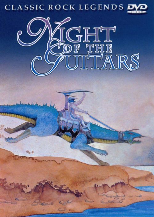 Night of the Guitars: Classic Rock Legends [Video/DVD]