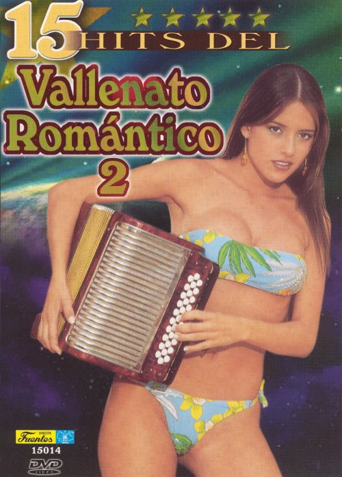 15 Hits del Vallenato Romantico, Vol. 2 [DVD]