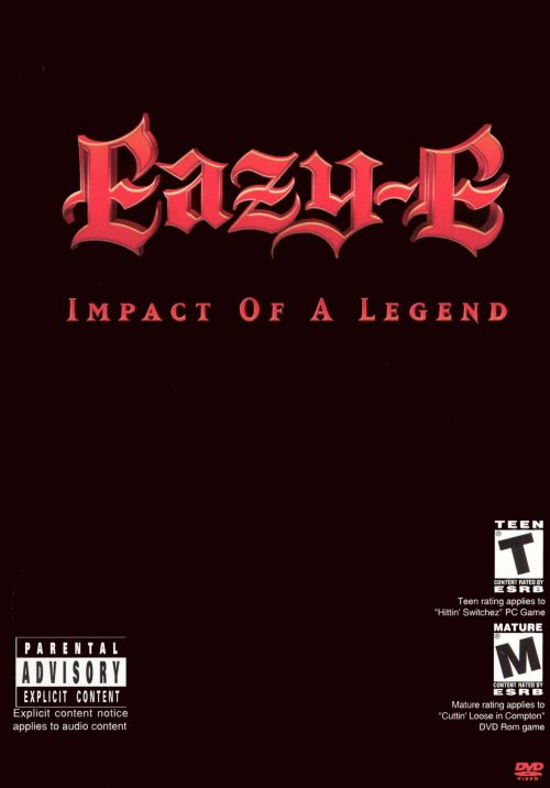 The Impact of a Legend [DVD]