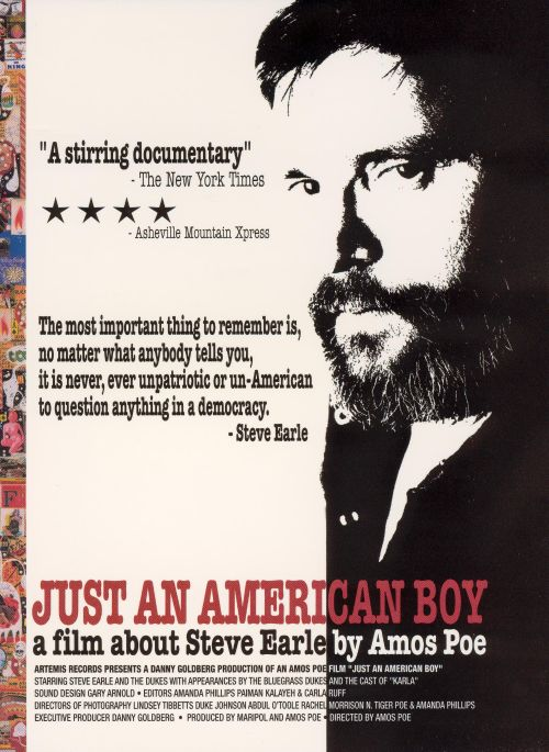 Just an American Boy [DVD]