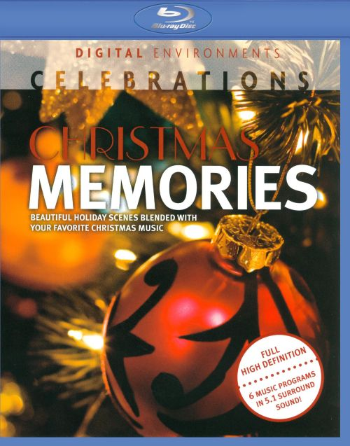Christmas Memories [2008 Blu-Ray]