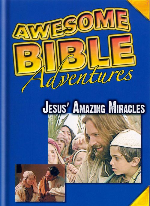 Jesus Amazing Miracles