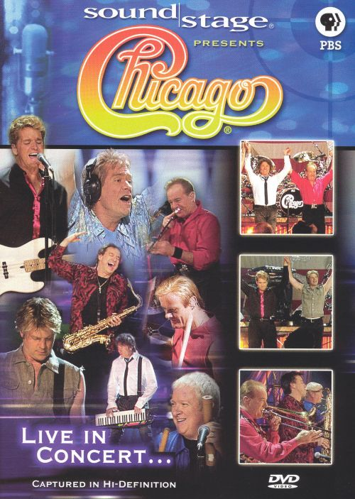 Soundstage Presents Chicago Live
