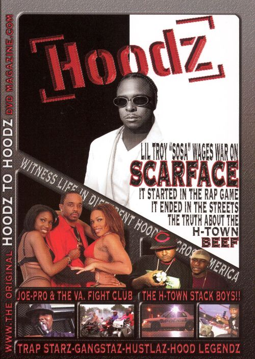 Hoodz DVD Magazine: Scarface