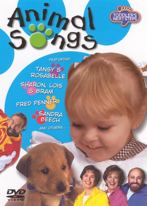 Toddler's Next Steps: Animal Songs [DVD]