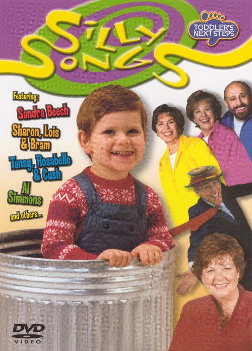 Toddler's Next Steps: Silly Songs [DVD]