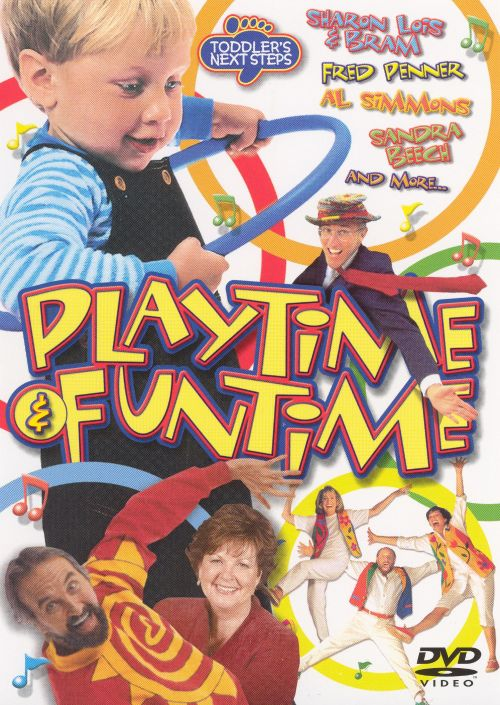 Toddler's Next Steps: Playtime and Funtime [DVD]