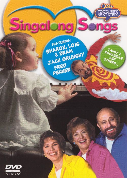 Toddler's Next Steps: Singalong Songs [DVD]