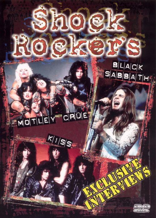 Shock Rockers and Winger