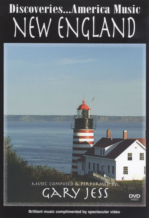 Discoveries America Music: New England