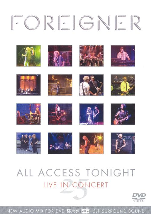 25 All Access Tonight [Eagle Vision]