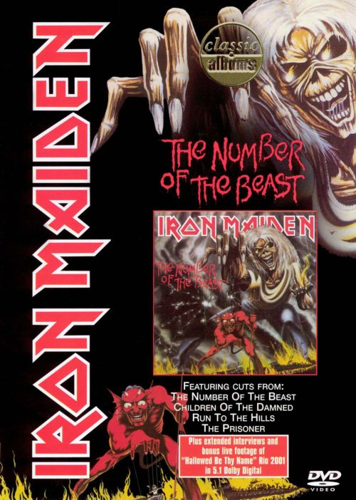 Number of the Beast [Video/DVD]