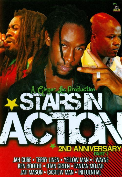 Stars in Action: 2nd Anniversary, Pt. 1