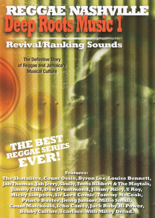 Deep Roots Music, Vol. 1: Revival - Ranking Sounds