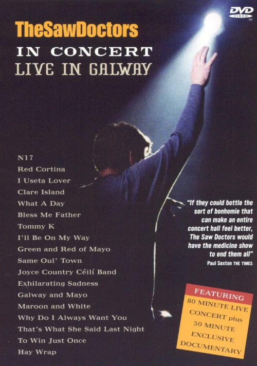 Live in Galway [Video/DVD]