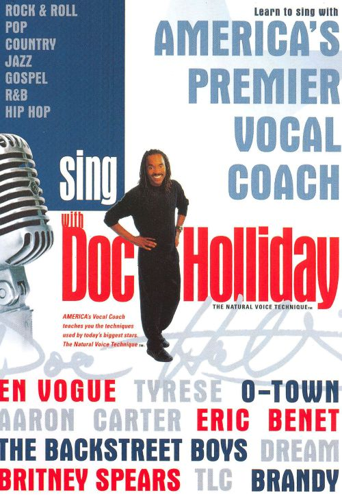 Sing with Doc Holiday [DVD]