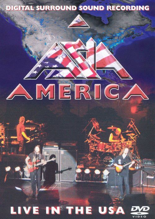 America: Live in the USA [DVD]