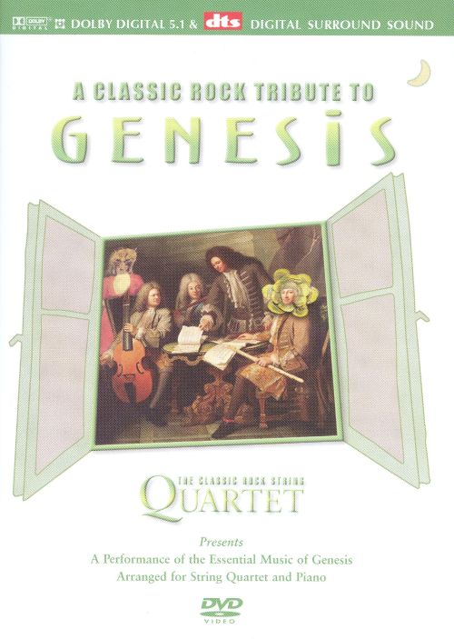 The Genesis Chamber Suite: A Classic RockTribute To Genesis [DVD]