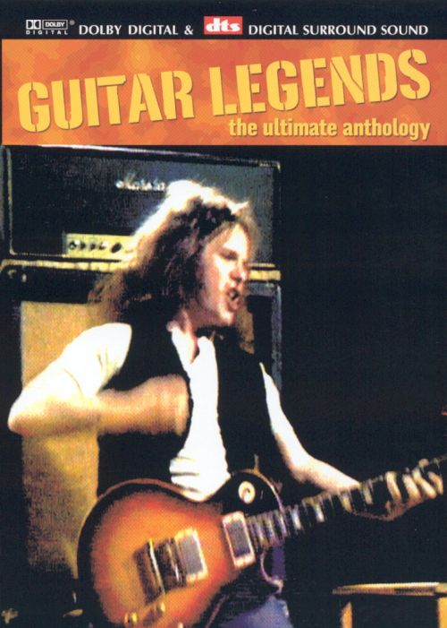 Guitar Legends: Ultimate Anthology