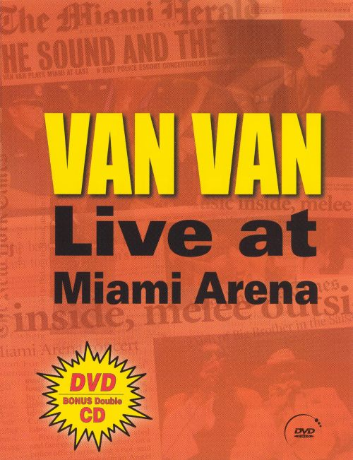 Van Van Live at Miami Arena [DVD]