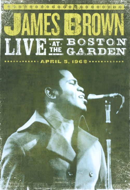 Live at the Boston Garden: 1968 [Video] - James Brown