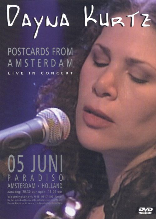 Postcards From Amsterdam: Live In Concert