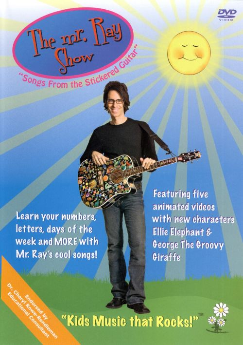 Mr. Ray: Songs from the Stickered Guitar
