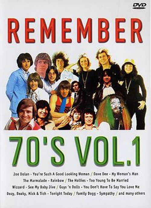 Remember the 70's, Vol. 1 [BR Music]