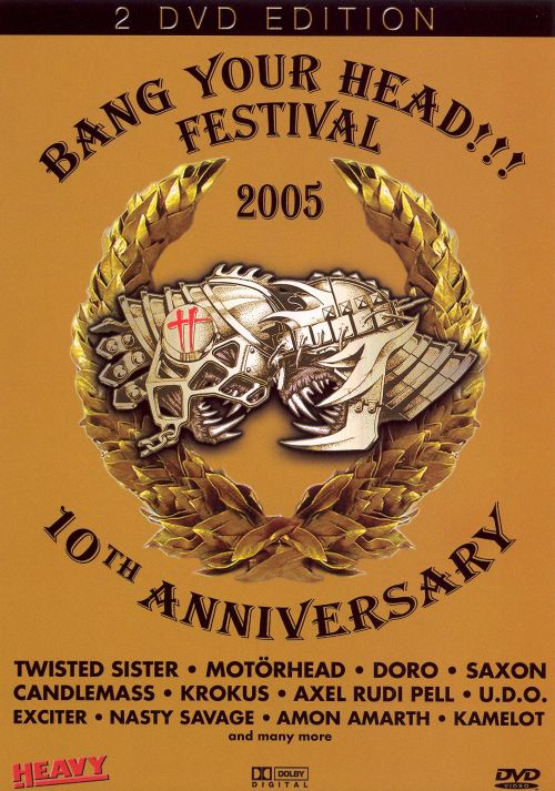 Bang Your Head Festival!!! 2005