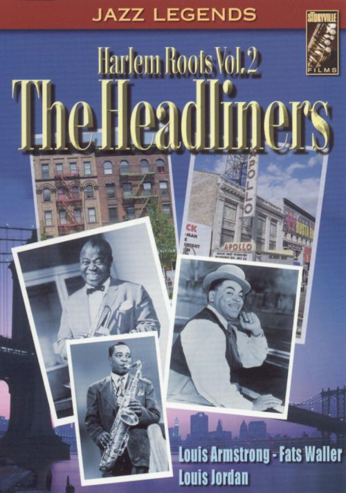 Harlem Roots, Vol. 2: The Headliners [2004 DVD]