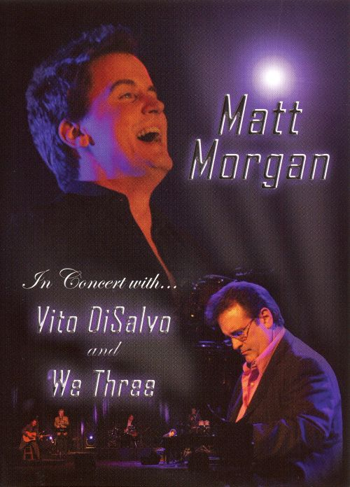 In Concert with Vito Disalvo & We Three [DVD]
